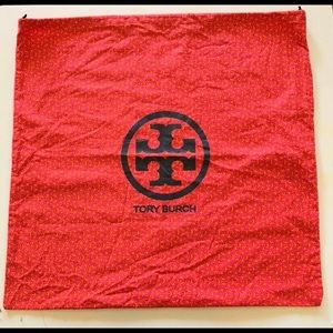 Tory Burch Dust Bag 20 x 21. Dust cover